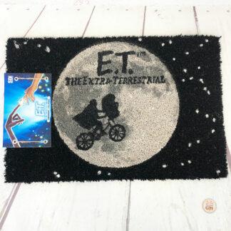 E.T l'extraterrestre sur son vélo - Paillasson (40 x 60 cm)