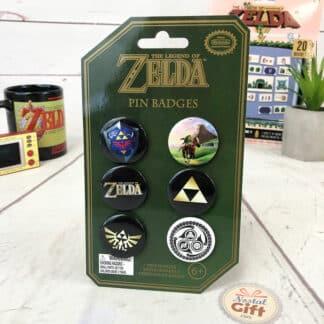 Zelda - Aimants rétro pour frigo x 20