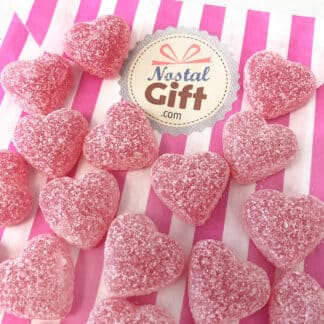 Bonbon cœur framboise - Haribo x 20