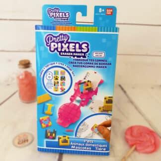 Pretty Pixel animaux domestiques - Création de gomme