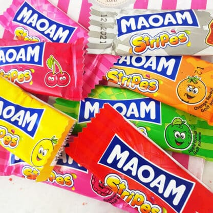 Bonbon Maoam Stripes  x 10