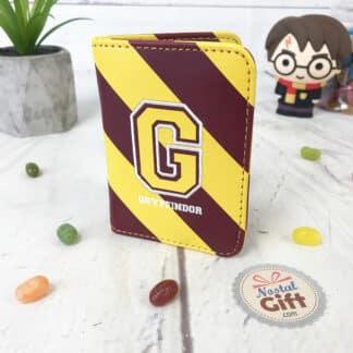 Harry potter - Porte-cartes Gryffondor