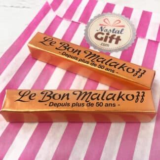 Le bon Malakoff - Chocolat au praliné et aux éclats de noisettes x 2