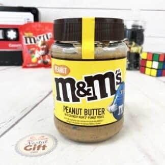 Pâte à tartiner beurre de cacahuète M&MS (320 g)