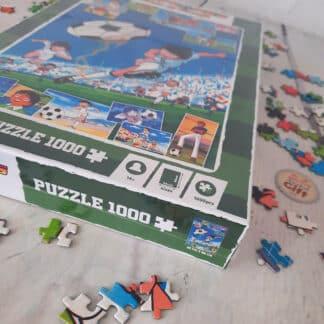Olive et Tom - Puzzle 1000 pièces