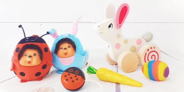 Êtes-vous à la recherche d'une activité à faire avec vos enfants pour Pâques? Ou des idées cadeaux de Pâques? Et si vous optiez pour les jouets de Pâques. Pour s'amuser ensemble avec vos enfants ou pour faire des petits cadeaux de Pâques.