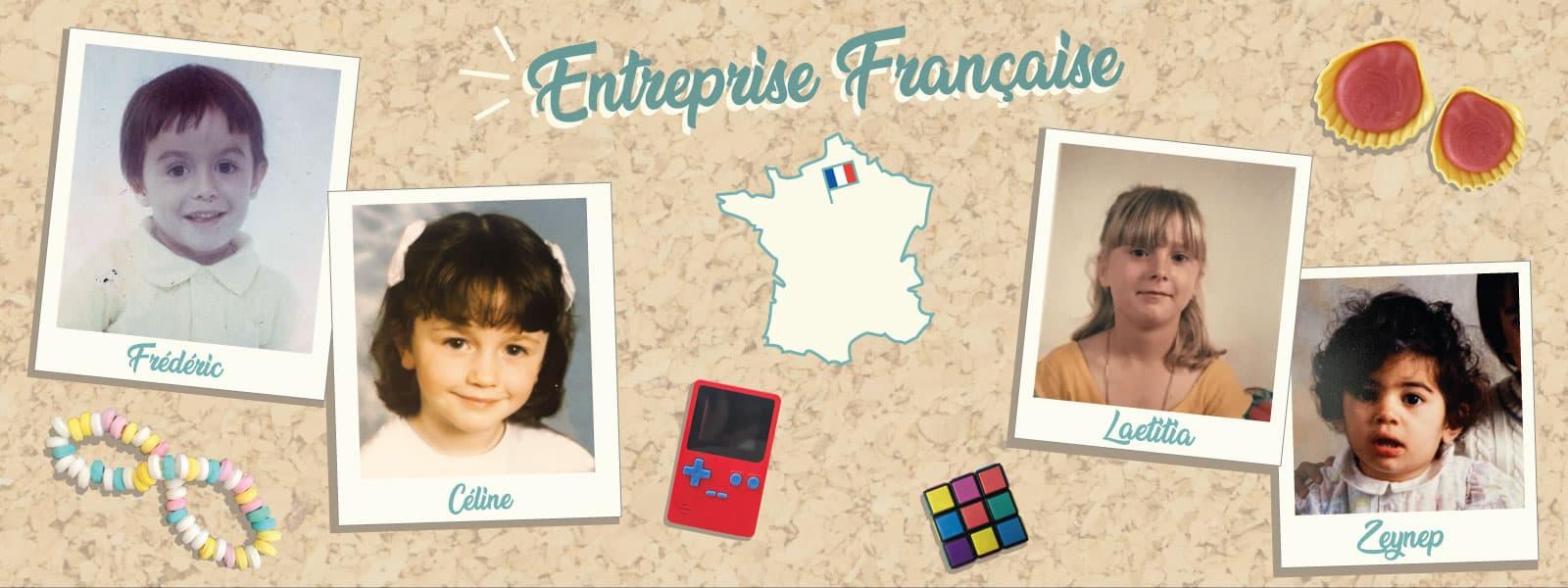 Bannière de la page Entreprise Française