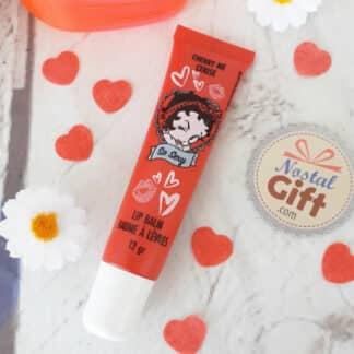 Betty Boop - Baume à lèvre parfum cerise