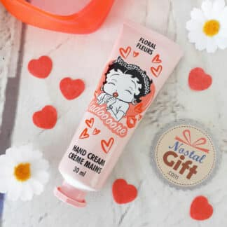 "Betty Boop - Crème mains Parfum Vanille ""Really irresistible"""