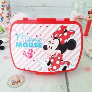 Disney - Boite à goûter pour enfant Minnie