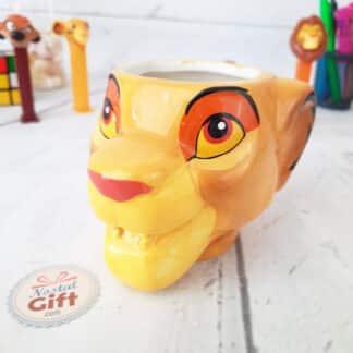 Disney - Mug 3D Le Roi Lion (Simba)