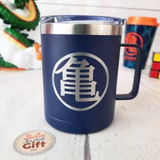 Mug isotherme Dragon Ball Bleu
