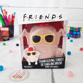 Friends - Brosse à cheveux démêlante dinde