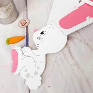 Mobile lapin volant avec sa carotte - Goki