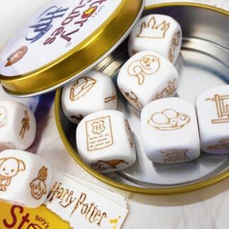 Jeu de société - Rory's story cubes - Harry Potter