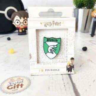 Pin's blason Serpentard - Harry Potter