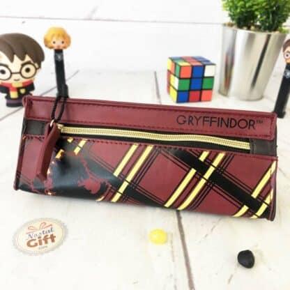 Harry Potter - Trousse bordeaux Gryffondor