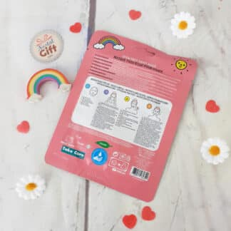 Hello Kitty - Masque de beauté en tissu pour le visage