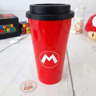 Mug de transport étoile Super Mario (520 ml)