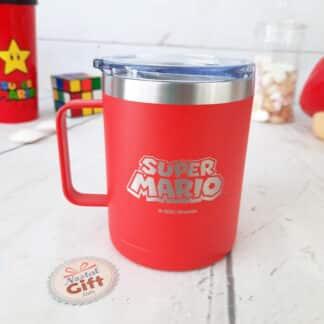 Mug isotherme Super Mario rouge