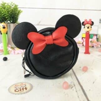 Disney - Porte monnaie rond Minnie