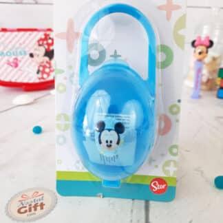 Disney - Porte-sucette/tétine Mickey pour bébé