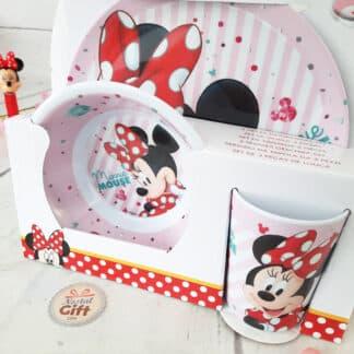 Disney - Coffret repas bébé Minnie