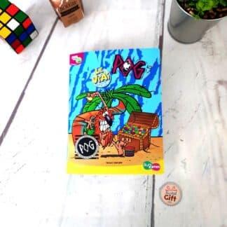Classeur POG - Le jeu que tu collectionnes