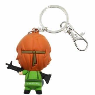 Chuck Norris - Porte clés 3D Pokis Portés disparus (Missing in action)