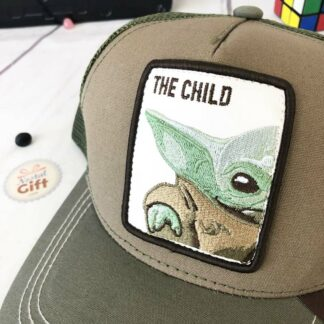 The Mandalorian - Casquette Kaki ajustable