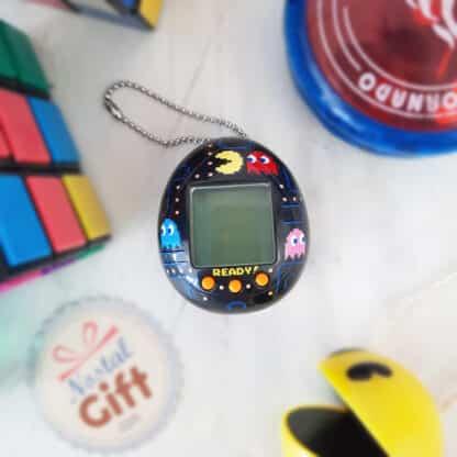Tamagotchi Pac-Man noir