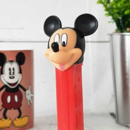 Pez Disney - Mickey et ses amis : Mickey, Minnie, Dingo, Donald, Daisy, Pluto