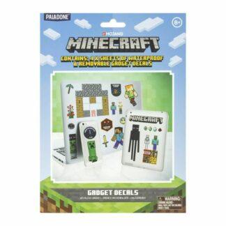 Minecraft - Autocollants pour ordinateurs, tablettes, smartphones