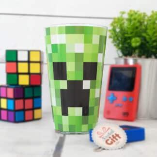 Minecraft -  Verre Creeper