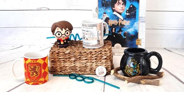 Embarquez dans la Hogwarts Express dès le matin avec nos mugs Harry Potter. Cette catégorie rassemble tous types de mug pour faire plaisir aux fans du célèbre sorcier. Retrouvez des mugs magiques, mugs de transport Harry Potter et faites-vous plaisir en buvant votre thé ou café.