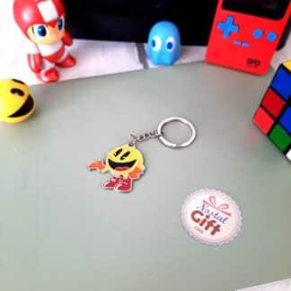 Pac-Man - Porte-clés personnage