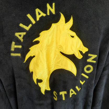 Rocky - Peignoir avec capuche - Italian Stallion