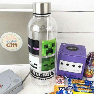 Coffret Cadeau Jeux video des années 2000 (et sa console)