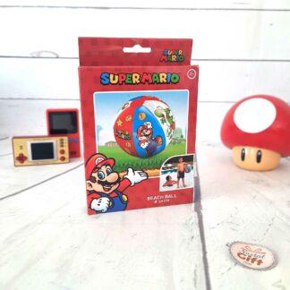 Super Mario - Ballon gonflable de plage ( 50 cm )