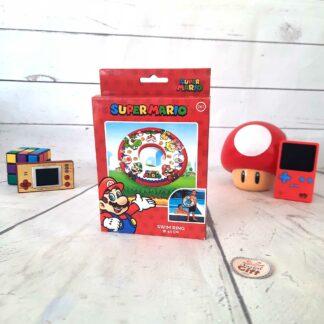 Super Mario - Bouée gonflable pour enfant (50cm)