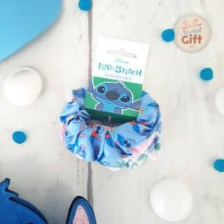 Stitch - Chouchou Scrunchies pour cheveux x 3