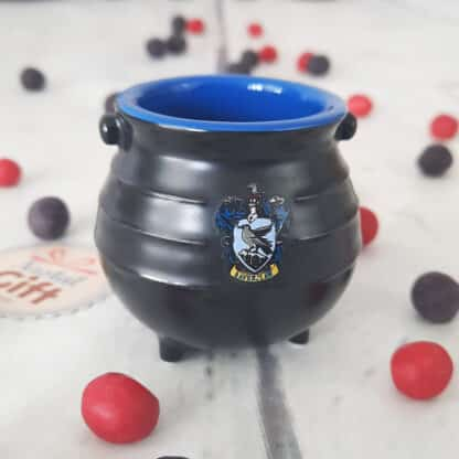 Harry Potter - Set de 4 mini tasses chaudrons à expresso
