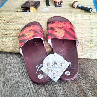 Harry Potter - Claquettes Gryffondor pour enfant