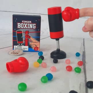 Jeu boxe pour doigts (finger boxing)