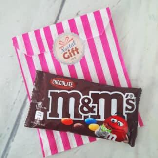 M&Ms chocolat  - Sachet de 45g