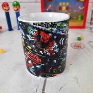 Mario - Mug Mario Kart thermoréactif