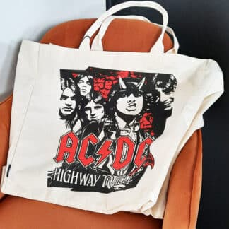 AC/DC - Tote Bag Highway to hell