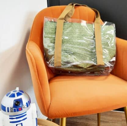 Star Wars - Sac transparent the Mandalorian