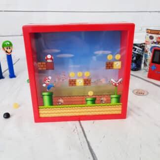 Mario - Tirelire Jeu Super Mario
