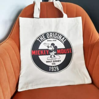 Disney - Tote bag The Original Mickey Mouse